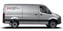Load image into Gallery viewer, FlareSpace Flares Mercedes Sprinter 144""
