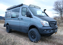 "Load image into Gallery viewer, STAGE 5 - VAN COMPASS™ STRIKER 4X4 SPRINTER 2"" LIFT KIT WITH FOX SHOCKS AND FRONT SUMO SPRINGS (2007-CURRENT 2500 4WD SINGLE REAR WHEEL)"