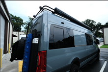 "Load image into Gallery viewer, PASSENGER AM Auto REAR QUARTER SCREENED HALF-SLIDER WINDOW SPRINTER 170""WB 07-20"