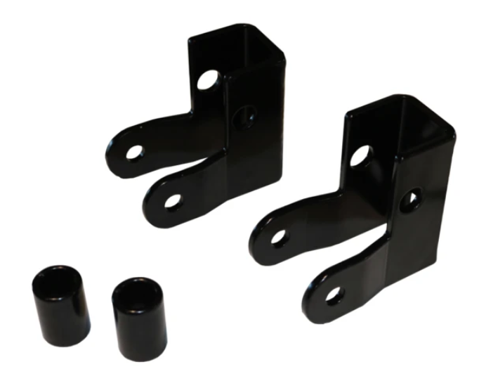 VAN COMPASS™ FORD TRANSIT 2013-PRESENT REAR HIGH CLEARANCE SHOCK EXTENSION BRACKETS