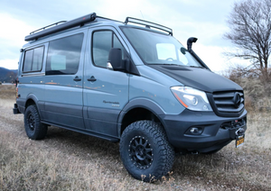 "STAGE 6.3 - VAN COMPASS™ STRIKER 4X4 SPRINTER 2"" LIFT KIT  (2007-CURRENT 2500 4WD SINGLE REAR WHEEL)"