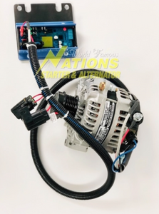 Nations 3 belt alternator kit 2007-2020 3.0L DIESEL)
