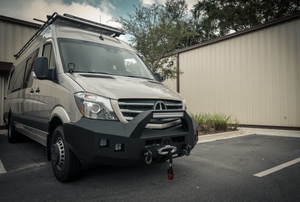 Backwoods Adventure Mods Mercedes Sprinter (2014-2018) Front Bumper