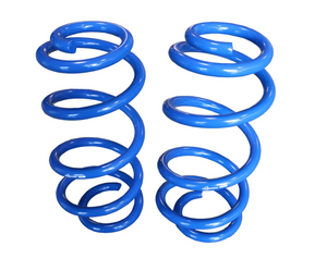 "VAN COMPASS™ FORD TRANSIT FRONT 1"" LIFT COIL SPRING KIT (2013-PRESENT, SINGLE OR DUAL REAR WHEEL)"