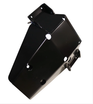VAN COMPASS™ MERCEDES SPRINTER DIFFERENTIAL SKID PLATE (2015+ 2500 SINGLE REAR WHEEL)