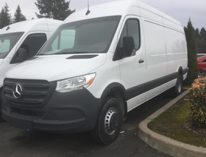 Terrawagen 2019 Sprinter fender armor kit