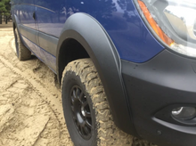 Load image into Gallery viewer, Terrawagon Sprinter 4x4 BIG fender flare kit