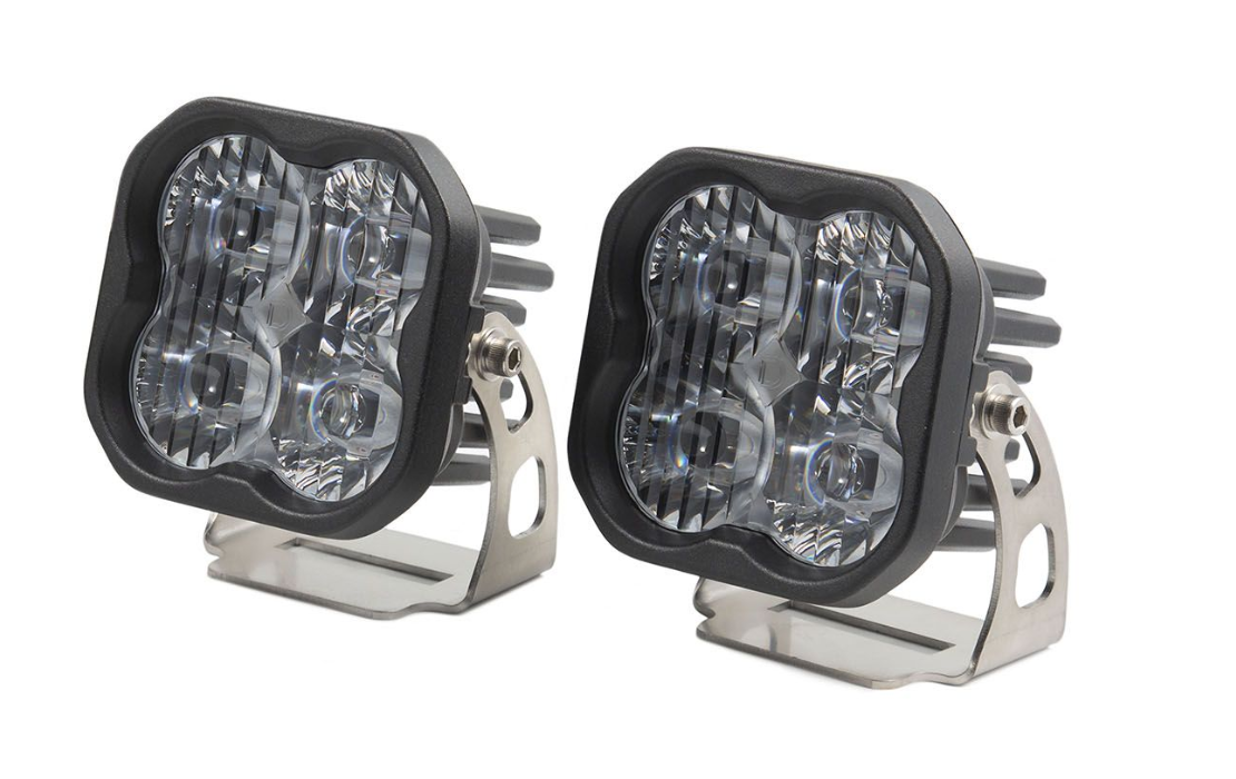 "Diode Dynamics Stage Series 3"" SAE/DOT White Pro Standard LED Pod (pair)"