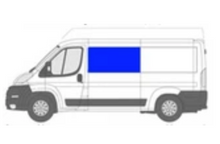 Load image into Gallery viewer, AM Auto Driver Side Forward Half-Slider Window Ram Promaster Van 14-20
