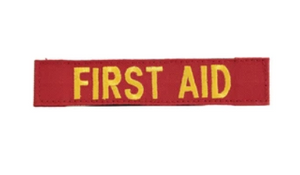 First Aid ID Panels
