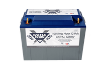 Load image into Gallery viewer, Battle Born 100 Ah 12V LiFePO4 Deep Cycle Battery