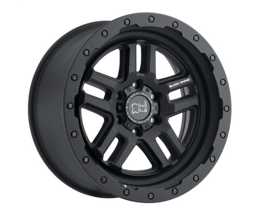 Black Rhino Barstow Wheel