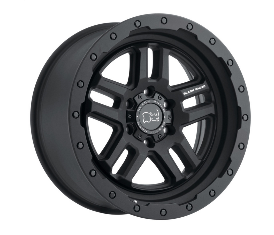 Black Rhino Barstow Wheel (2007-2019+) Sprinter Vans