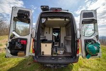 Load image into Gallery viewer, Mercedes Sprinter (2007-2018) Rear Door Modular MOLLE Storage Panel