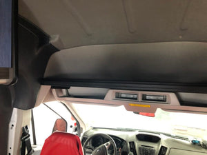 Van Wife Components Headliner Shelf for Ford Transit