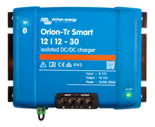 Load image into Gallery viewer, Victron Energy Orion Tr Smart 12/12-30A ISOLATED