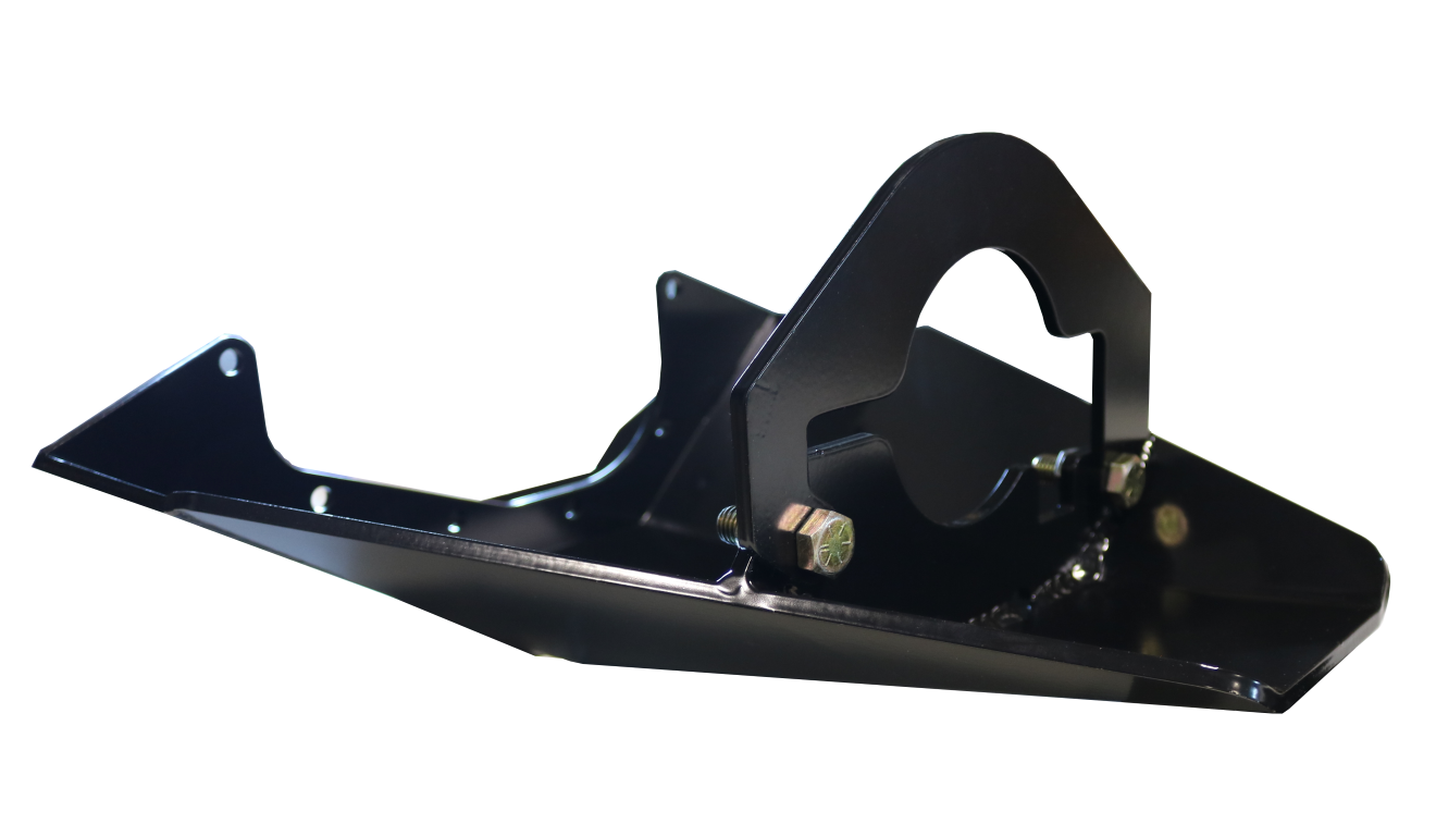 VAN COMPASS™ FORD TRANSIT DIFFERENTIAL SKID PLATE (2013+)