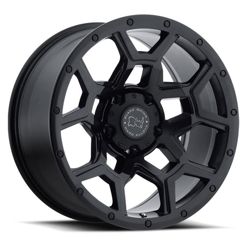 Black Rhino Overland Wheel