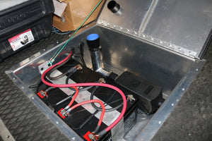 Van Compass Rear Storage Trunk Box (2007+ SPRINTER)