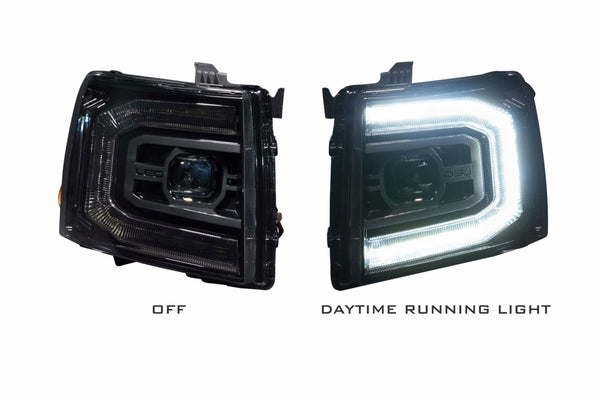 07-13 chevy silverado headlights XB edition - PRIMO DYNAMIC