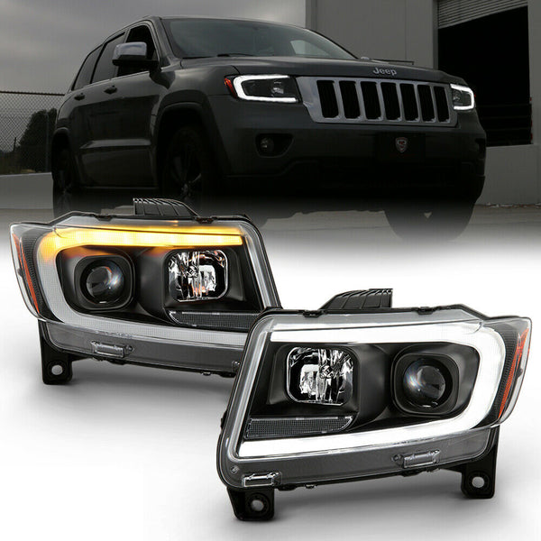 11-13 Jeep Grand Cherokee WK2 - PRIMO DYNAMIC