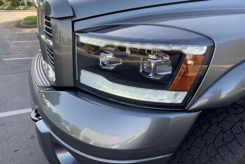 Dodge Ram 06-08 AlphaRex headlights