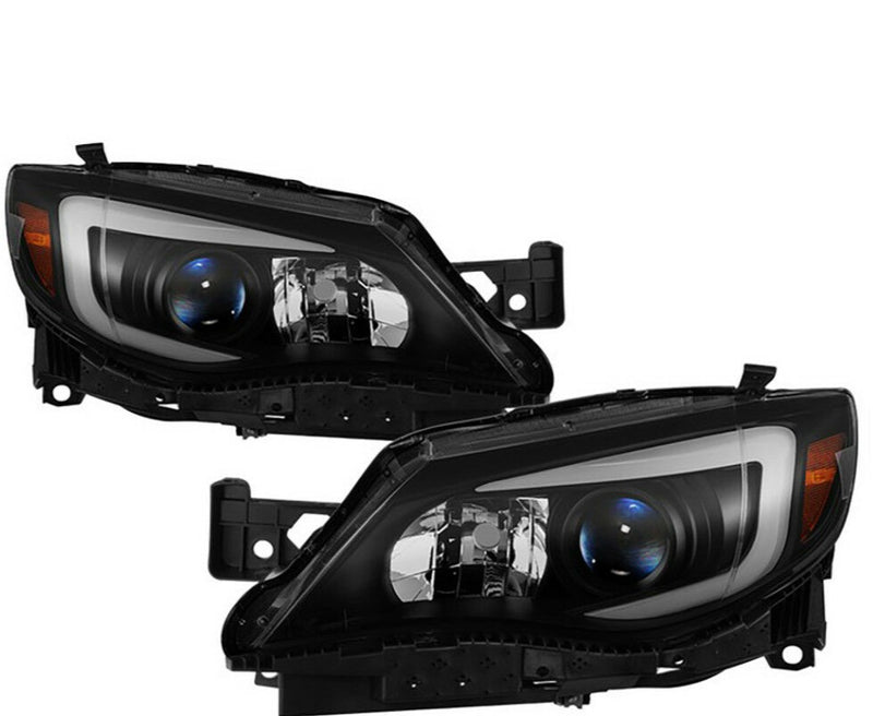 08-14 Subaru WRX Halogen Switchback LED Tube - PRIMO DYNAMIC