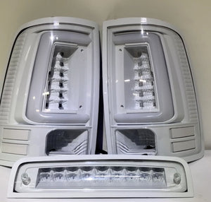 2009-2017 Dodge Ram Tail Lights