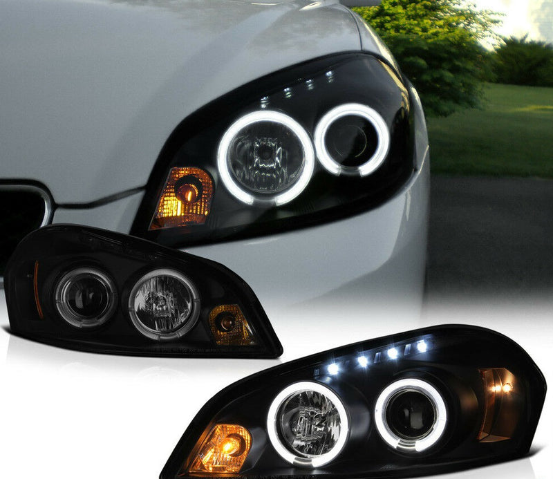 2006-2013 Chevy Impala halo headlights - PRIMO DYNAMIC