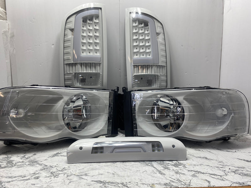 Dodge Ram Tail Lights 2002-2005 - PRIMO DYNAMIC
