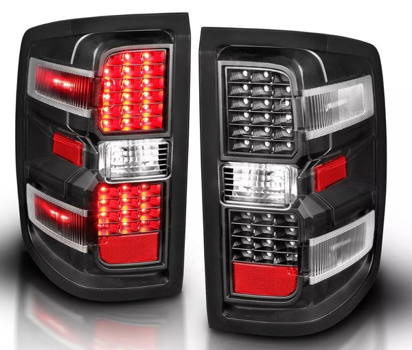Chevy Silverado 2014-2018 tail lights