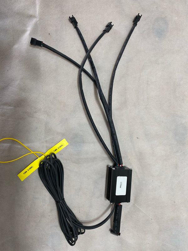 wiring harness for chasing products - PRIMO DYNAMIC