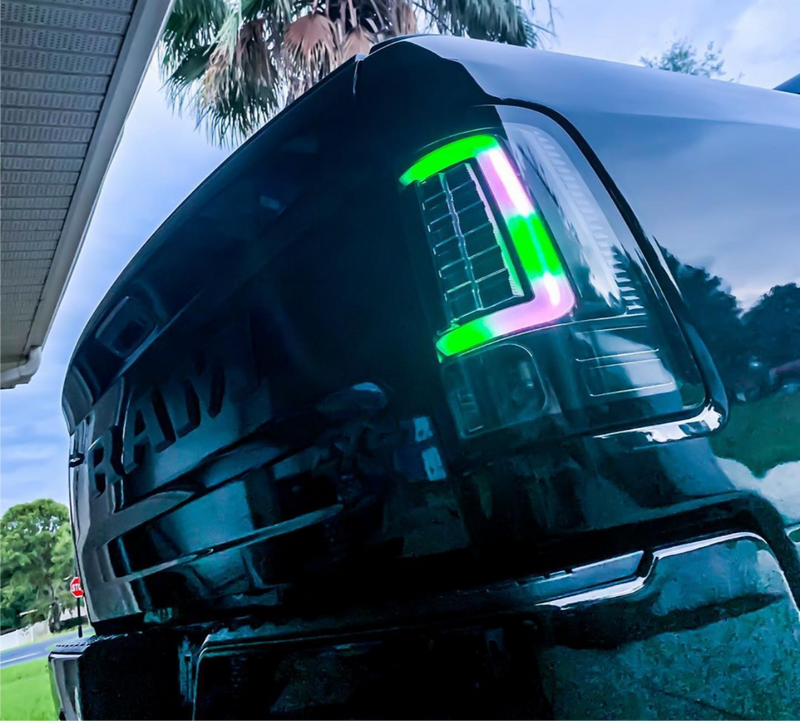 2009-2019 Dodge Ram Tail Lights - PRIMO DYNAMIC