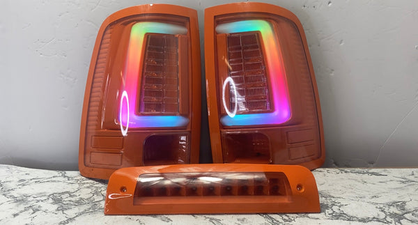 2009-2019 Dodge Ram Tail Lights