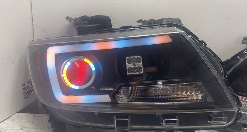 2015-2019 chevy colorado headlights prebuilt - PRIMO DYNAMIC