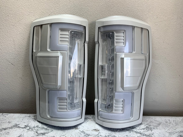 2017-2019 Ford F-250/F-350 LED Tail Lights - PRIMO DYNAMIC