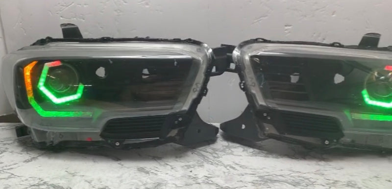 2016-2020 Toyota tacoma headlights - PRIMO DYNAMIC