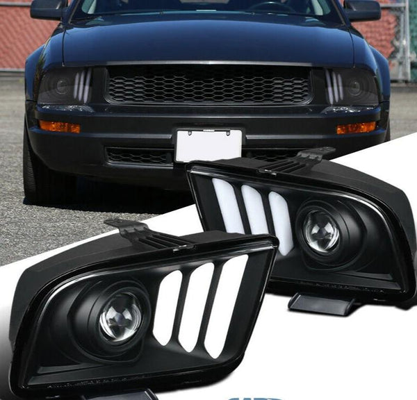 2005-2009 ford mustang custom headlghts - PRIMO DYNAMIC