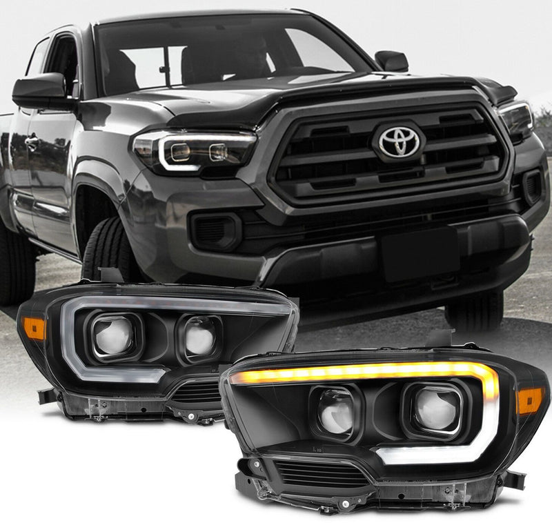 "2016-2020 Toyota Tacoma headlight ""cyclops edition"" - PRIMO DYNAMIC"