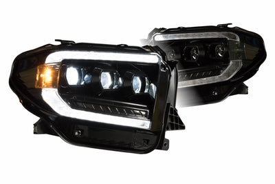 2014-2020 toyota tundra XB edition headlight LED