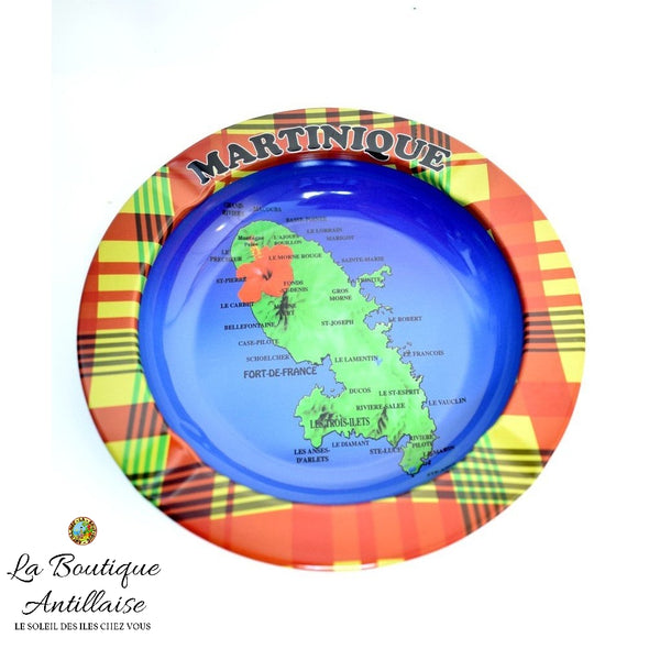 CENDRIER MARTINIQUE - La Boutique Antillaise