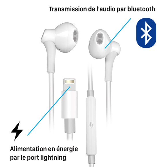 Kit piéton T5 Bluetooth