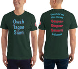 SEE BOTH SIDES--Oh What a Goose I am, Unisex T-Shirt - SloppyOctopus.com