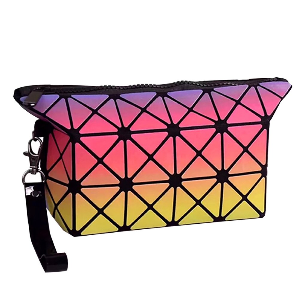 Colorful Waterproof Makeup Bag Organizer