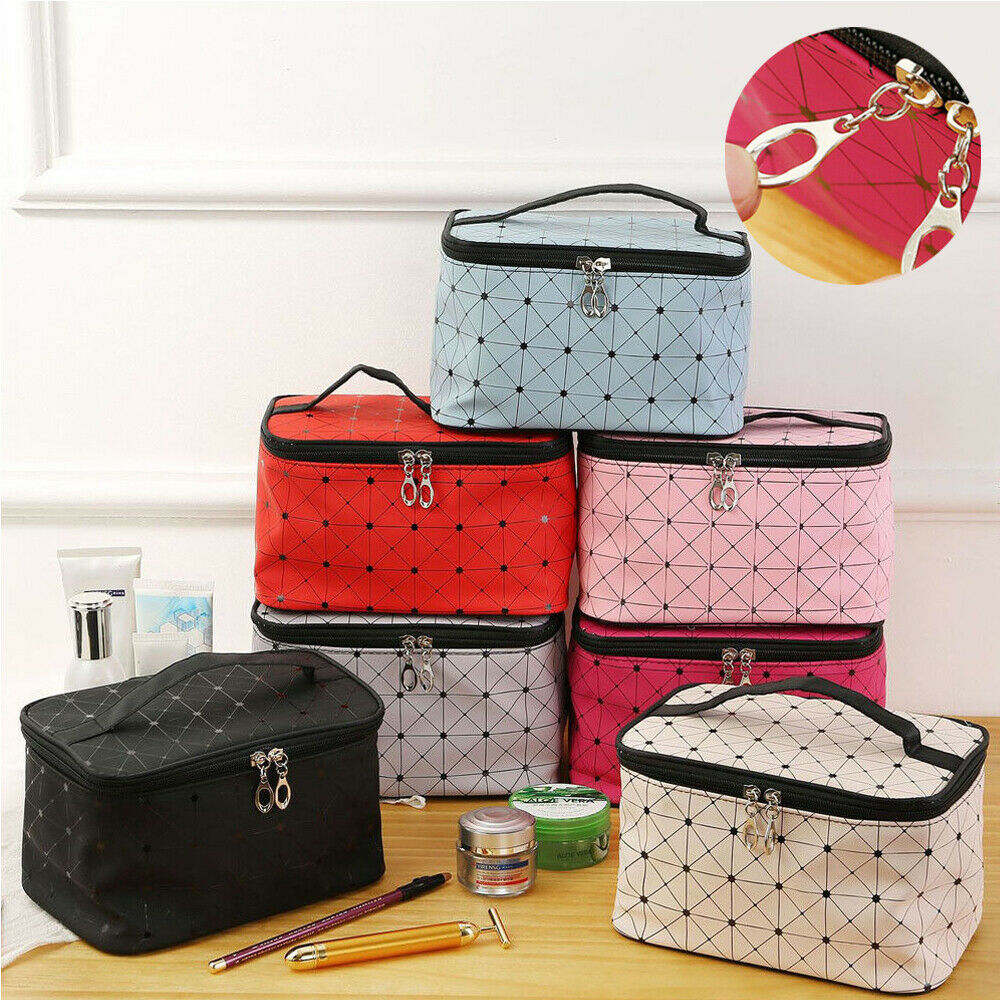 Cosmetic Bag Organizer for Travel