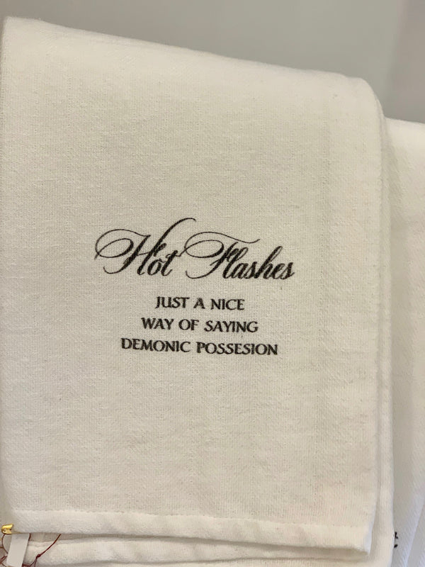 Kitchen Towel - Hot Flash