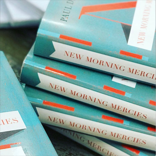 New Morning Mercies Devotional