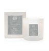 White Hexagonal Candle