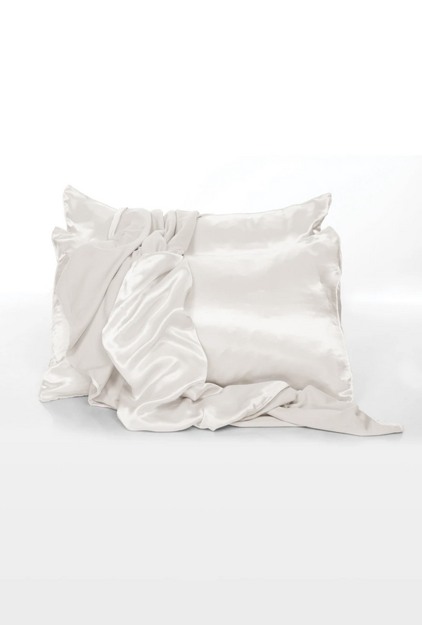PJ Harlow Standard Satin Pillowcases