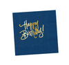 Natalie Chang Happy Birthday Napkins